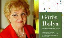 Ünnepeink protokollja - Görög Ibolya előadása