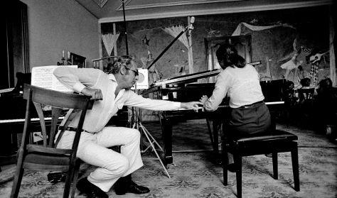 Anda Géza – Zongoraművész, karmester, pedagógus