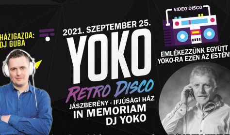 Yoko Retro Disco - Az Emlékezés Éjszakája