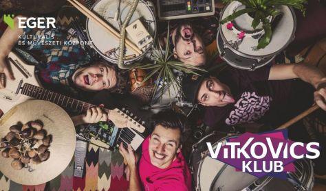 EKMK: VITKOVICS KLUB: Mörk koncert