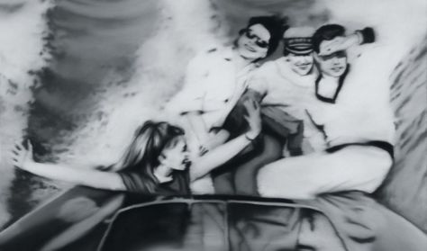 Gerhard Richter. Valós látszat - Bódi Kinga kurátori tárlatvezetése