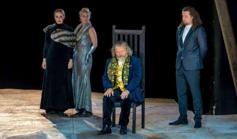 Lear Király - a Katona József Színház előadása