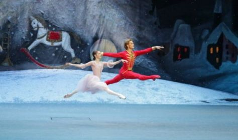 Bolsoj Balett 2021/2022 - Csajkovszkij: A diótörő