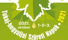 Tokaj-hegyaljai Szüreti Napok 2021 - napijegy - ingyenes regisztráció