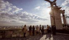 Buda Vára – A Budavári Palotanegyed és a polgárváros – Turizmus Világnapja – Regisztrációs jegy