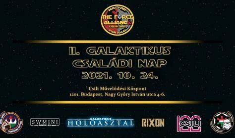 II. Galaktikus Családi Nap