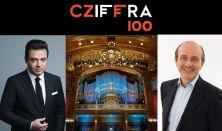 """CZIFFRA 100 - """"HOMMAGE A CZIFFRA"""" - BALÁZS JÁNOS ÉS A CONCERTO BUDAPEST KONCERTJE"""