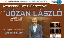 PénteK13 - Arcképek interjúsorozat - Józan László