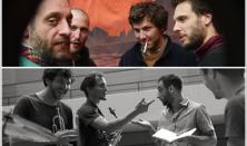 Átlátszó Hang / JazzaJ : Die Hochstapler & Budapest Improvisers Orchestra