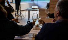 A Dunakanyar borai Hidegkuti Gergely szőlész, borász előadásában