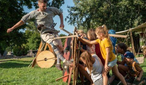 Aquincum - Barbár Napok - Diák/nyugdíjas jegy