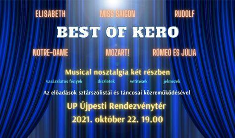Best of Kero - Musical nosztalgia két részben