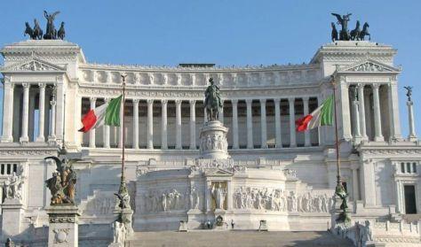 Genius Loci - Róma művészete napjainkig