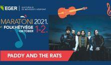 Paddy and the Rats- MARATONI FOLKHÉTVÉGE