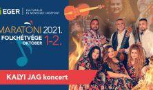 Kalyi Jag Koncert + Zoord Koncert- MARATONI FOLKHÉTVÉGE
