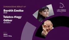 Liszt Ferenc Kamarazenekar - Zeneakadémiai bérlet 4/1