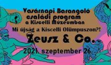 Vasárnapi Barangoló // Mi újság a Kiscelli Olümposzon? - Zeusz&Co.