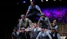 Dés-Geszti-Grecsó: A Pál utcai fiúk - zenés játék a Pannon Várszínház előadásában