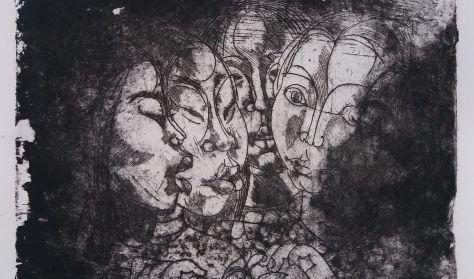 Művészettörténeti előadás Hincz Gyula (1904–1986) festőművészről