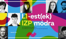 L1-est(ek) IZP módra: Syporca Whandal, Kovács István, Déri András, Kovács Emese