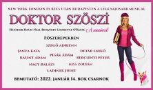 Dr.Szöszi - /Broadway Musical/