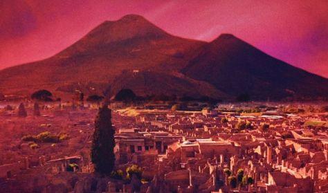 A művészet templomai - Pompeji - A bűnös város