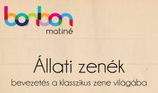 BonBon Matiné - Air Corde Trió - Állati zenék