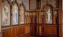Szent István-terem – A Budavári Palota csodája – tabletes digitális tárlatvezetés–Regisztrációs jegy