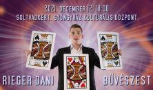 Rieger Dani bűvészest - Soltvadkert