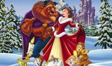 Kakaómese-A Szépség és a Szörnyeteg- Varázslatos Karácsony