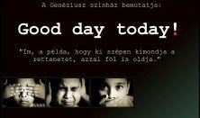 Good day today! - A gyermekbántalmazás ellen