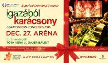 Igazából karácsony - Szimfonikus koncertshow 2021.