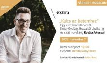 """""""Kulcs az életemhez"""" – Egy este Kovács Ákossal, Várkert Irodalom"""
