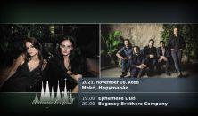 Ephemere Duó és Bagossy Brothers Company koncert