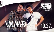 CAMPUS Party - Valmar // DE hallgatói
