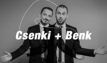 Lepedőakrobaták - Benk Dénes és Csenki Attila közös estje
