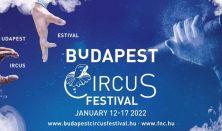 XIV. Budapesti Nemzetközi Cirkuszfesztivál B műsor