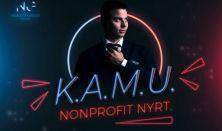 K.A.M.U.- Központi Akkreditált Mágia-Unio nonprofit Nyrt. - Németh Gábor bűvészműsora