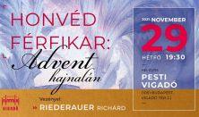 Advent hajnalán - a Honvéd Férfikar ünnepváró koncertje
