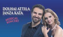DOLHAI ATTILA - JANZA KATA - Musical koncert