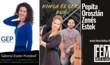 GEP / Kinga & Gery koncert