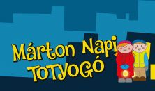 MÁRTON NAPI TOTYOGÓ - LÚDAS MATYI, Apolló Színház előadása
