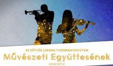 Az Eötvös Loránd Tudományegyetem Művészeti Együttes hangversenye, Vendég: Hot Jazz Band