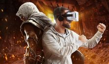VR Vidámpark ajándékjegy - GAMER csomag