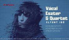 Váczi Eszter és a Quartet: Eltűnt idő - lemezbemutató koncert