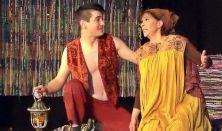 Gyermek Színház - Aladdin és a csodalámpa