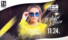 CAMPUS Party-Metzker Viktória//DE hallgatói