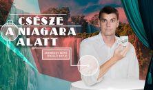 Csésze a Niagara alatt – Andrássy Máté önálló estje