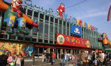 Kötéltánc - A nagy cirkuszi dalverseny gáladöntő