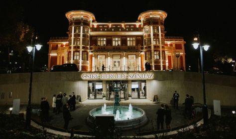 Csiky Gergely Színház Kaposvár